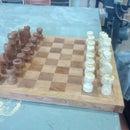 DIY Chess Board