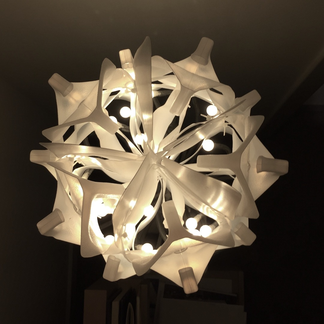 Picture of Mount Your Lamp Beneath a Source of Light