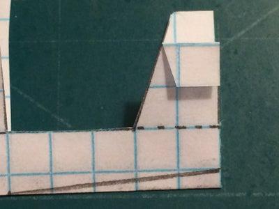 Making the Fuselage; Stapling