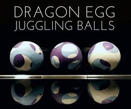 Dragon Egg Juggling Balls