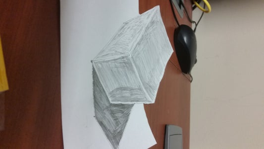 How to Draw: Anamorphic Drawing