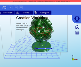 How to Use Creation Workshop V1.0.0.75 for DLP Printers