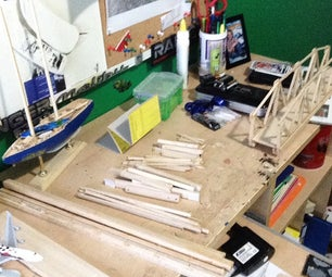 What to Do With Extra Balsa