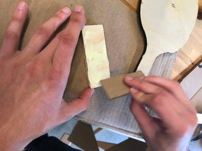 Glueing Handle