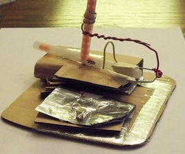 Centrifugal Airsoft Pen Machine Gun