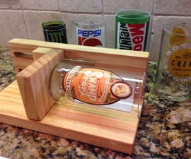 Adjustable Glass Bottle Cutter