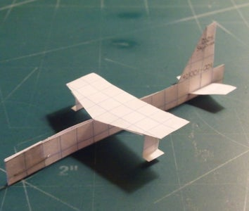 How to Make the SkyOrion Paper Airplane