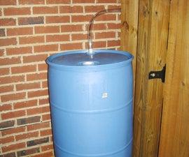 Easy Rain Barrel