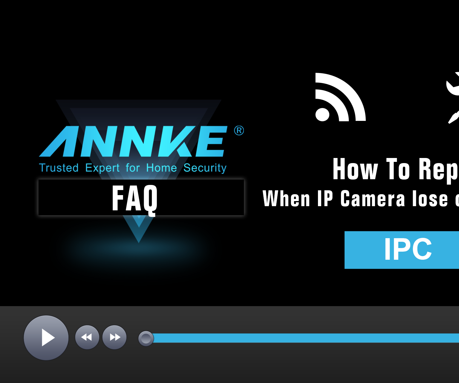 How to Fix It When IP Cameras Lose Connection With NVR: 4 Steps
