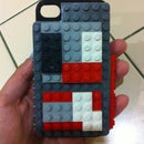 DIY LEGO IPHONE CASE