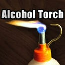 Alcohol Torch - Build Your Own