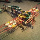 Knex WW2 Fighter Plane