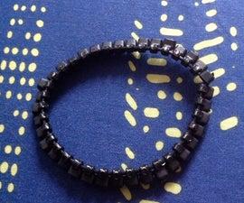 Cable/Zip Tie Bracelet/Bangle