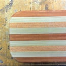 Easy Wood Cutting Board