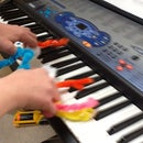 Fun Piano Fingers!