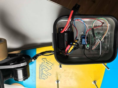 Assembling the Hardware on the Longboard