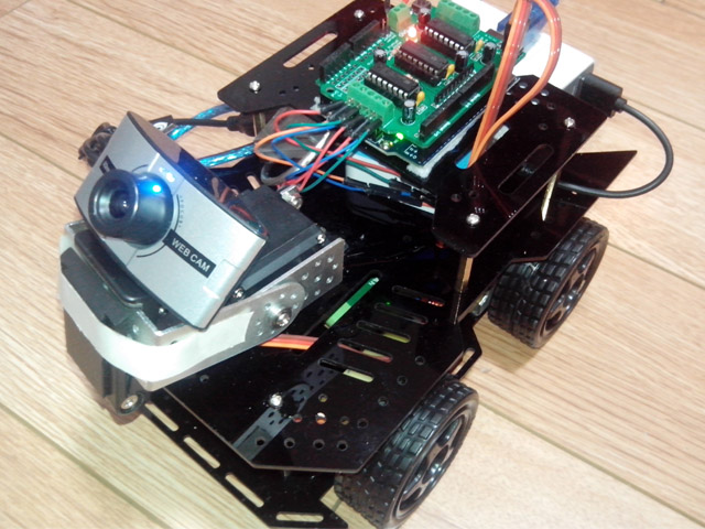 Picture of RC Wifi Car Robot Camera Using Arduino and OpenWRT