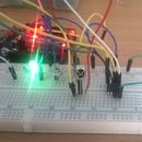 how to use the IR library with an attiny
