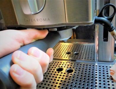 Brew the Coffe