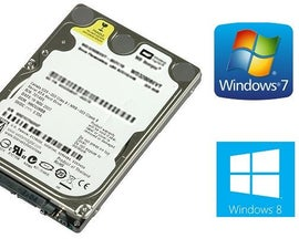 Install Windows 8-7 from Hard Drive [EN-ITA] Installare Windows 8-7 da Hard Disk