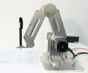 Build a Laser Cut and Soldering Dobot Robot Arm
