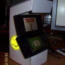 DS cardboard arcade stand