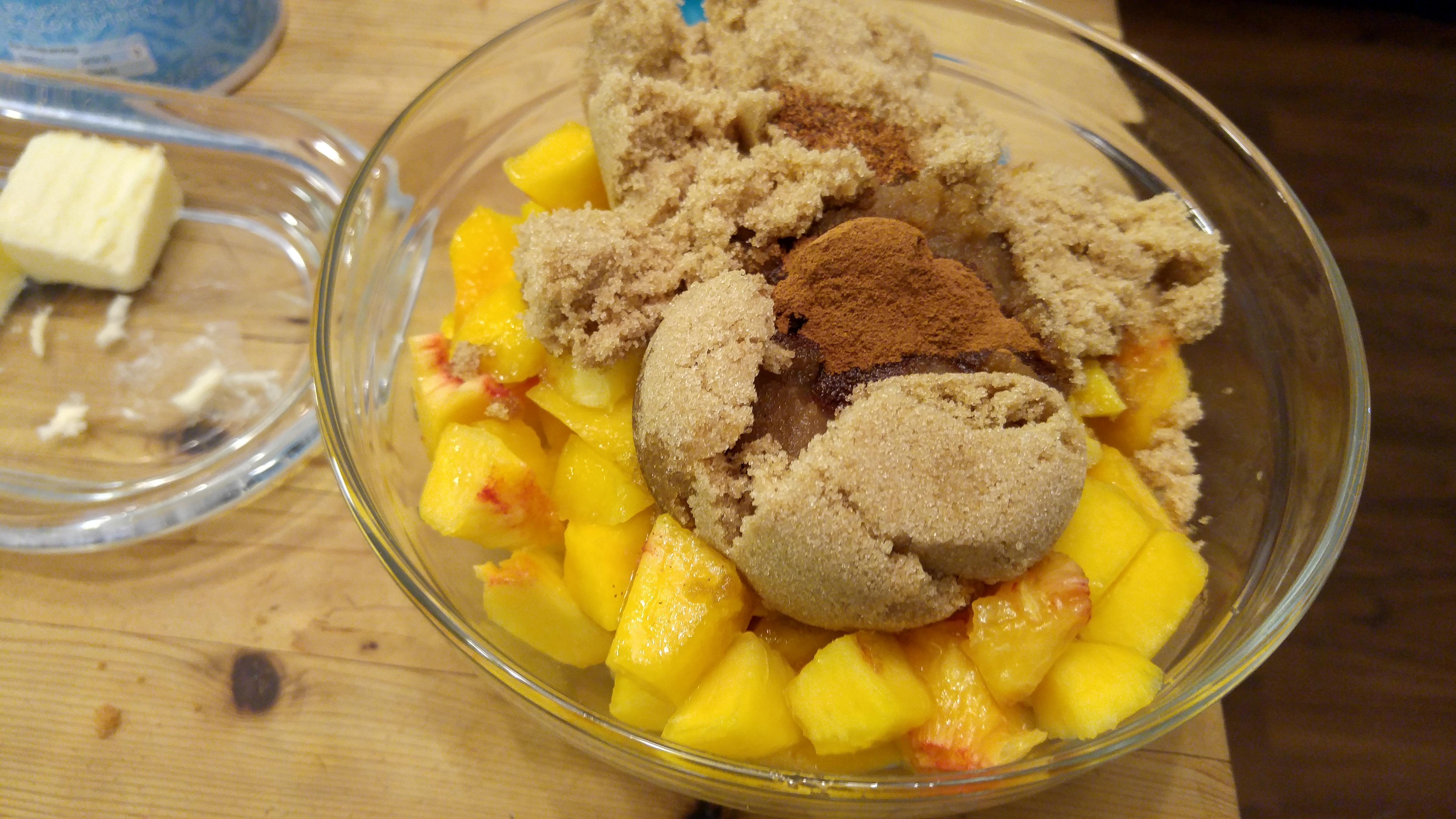 Picture of Prep - Peaches