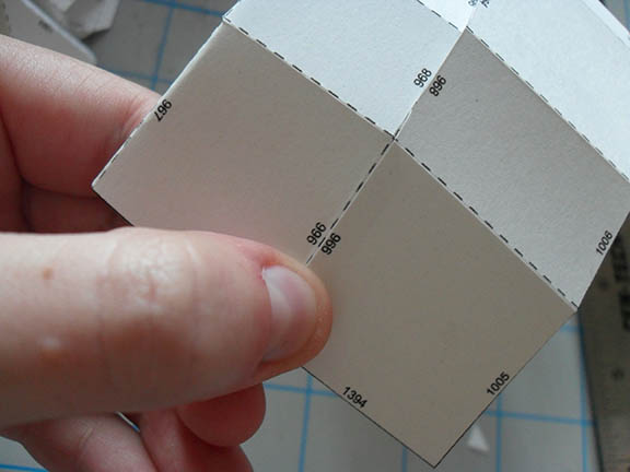 Picture of Gluing/ Assembly