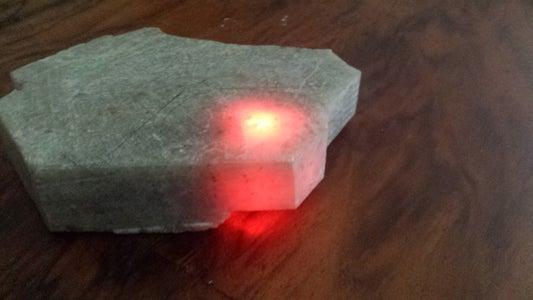 Glowing Stone Base & Glow Stones