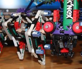 The Sea Beast - a 12 legged walker