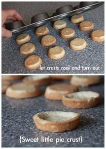 Prepare Crusts