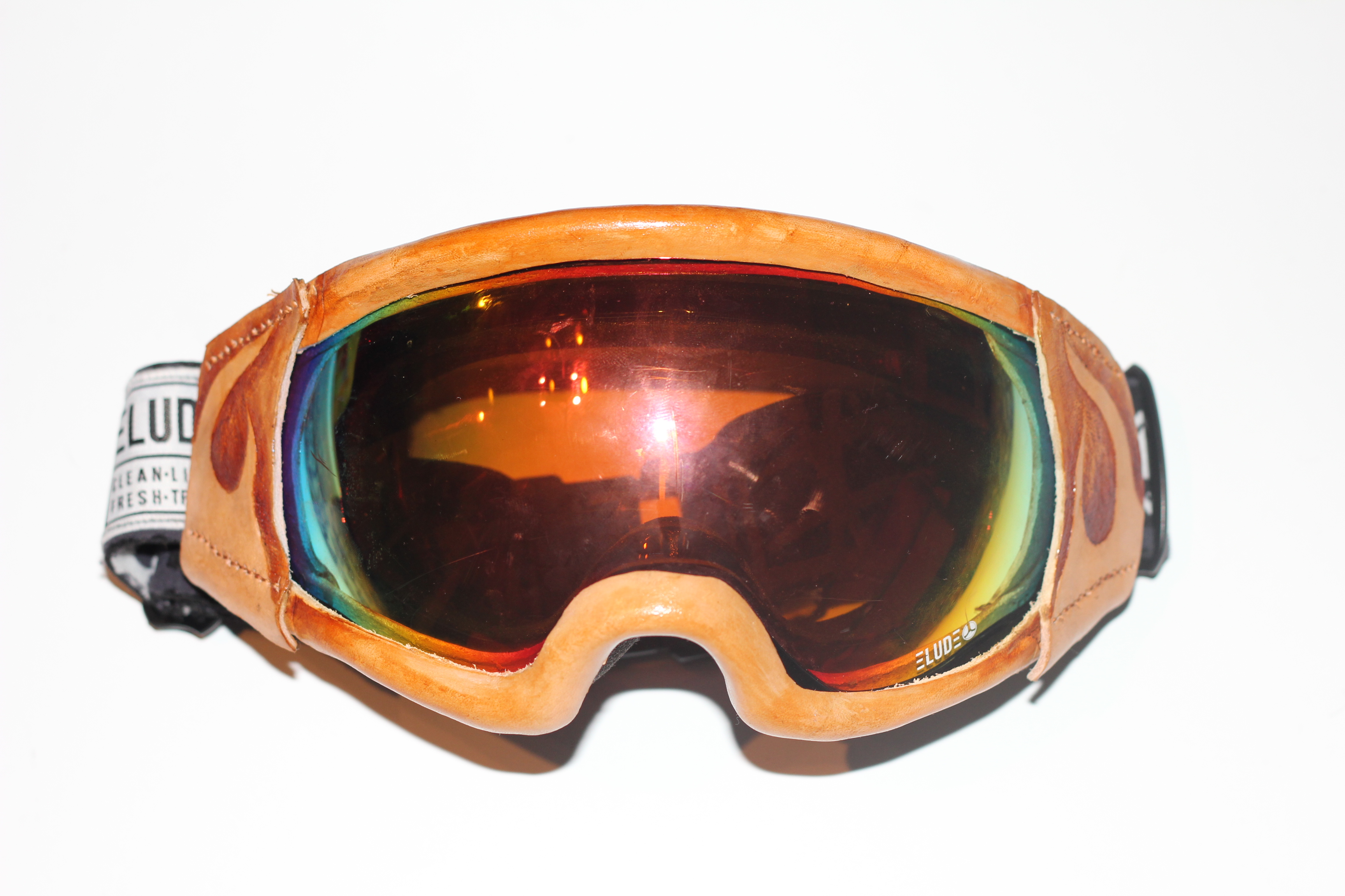 Picture of Leather Goggles