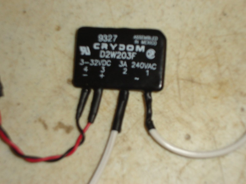 Picture of Finding a Solid State Relay