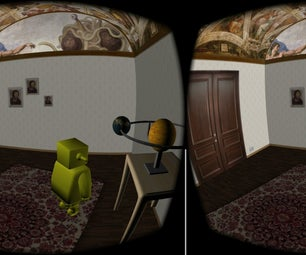 Mobile Virtual Reality Using Processing  for Android (TfCD)