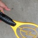 Make a 15 million volt Bug Swatter