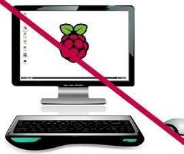 Setup Raspberry Pi Without Monitor or Keyboard