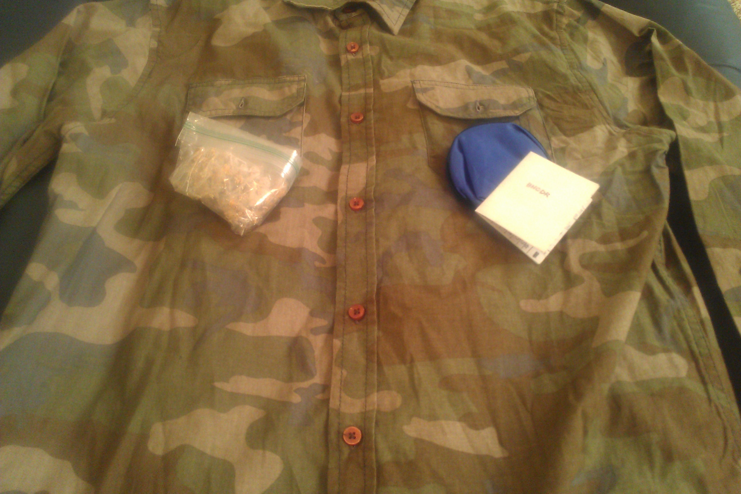 Picture of Upper Body Uniform-Shirt