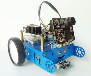 Object Follower Robot (with MBot + Pixy)