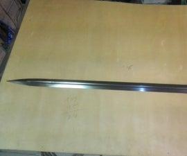 Making a Medival Sword