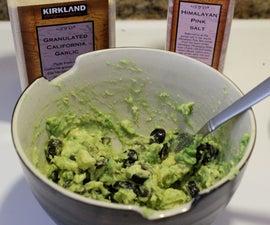 Olive-Cado!!  (Candida Free Recipe)