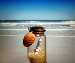 A Bottle of Sand