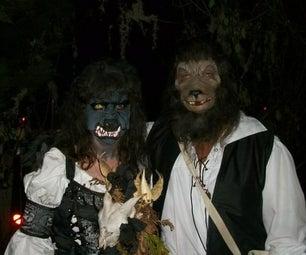 Medieval Werewolf Wedding 2011