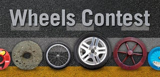 Wheels Contest