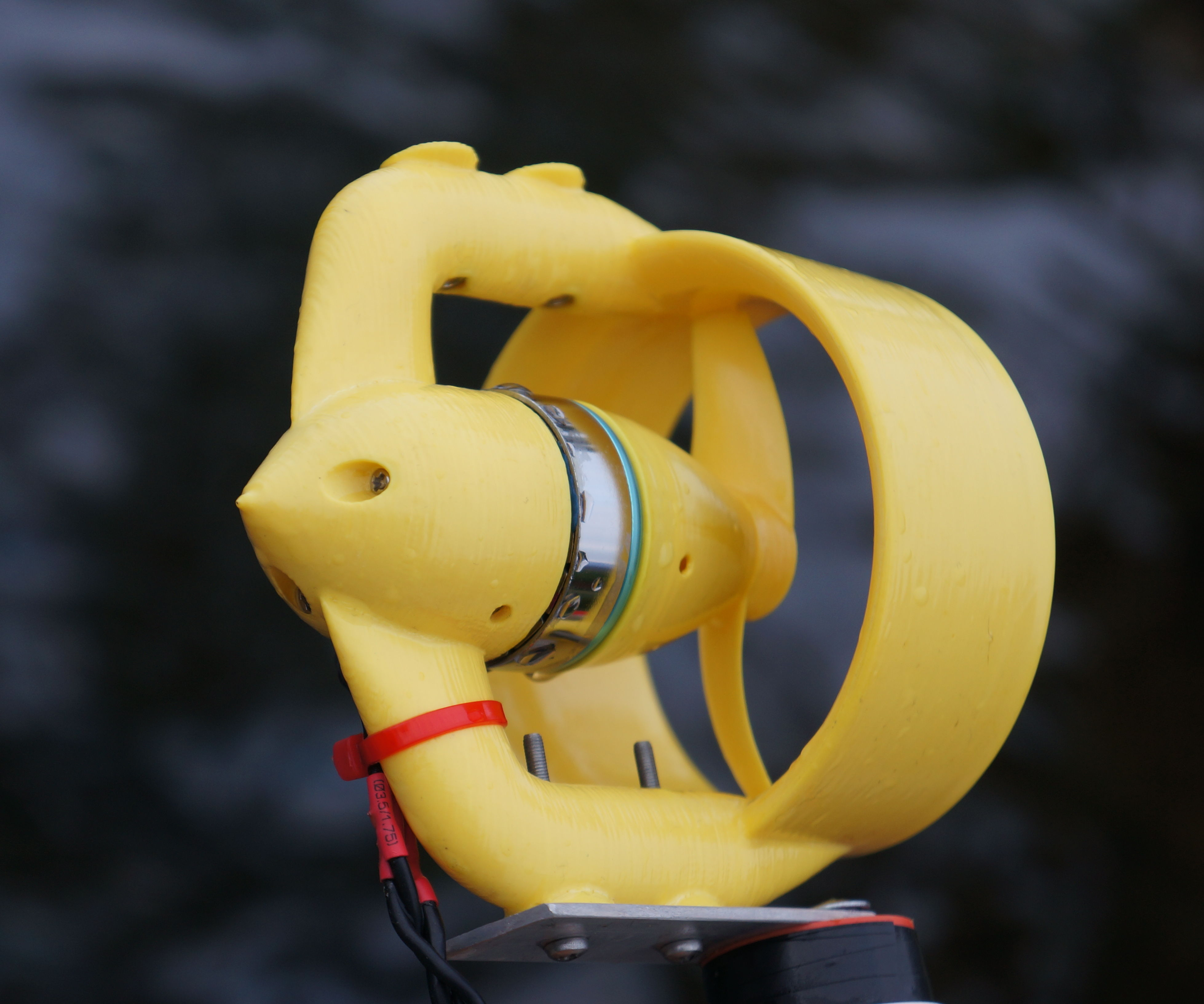 ROV Thruster 10,5 Lbs From DT700 Brushless Motor: 6 Steps (with
