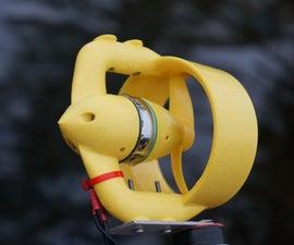 ROV Thruster 10,5 Lbs From DT700 Brushless Motor