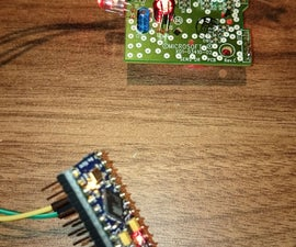 Optical Mouse Odometer for (Arduino) Robot
