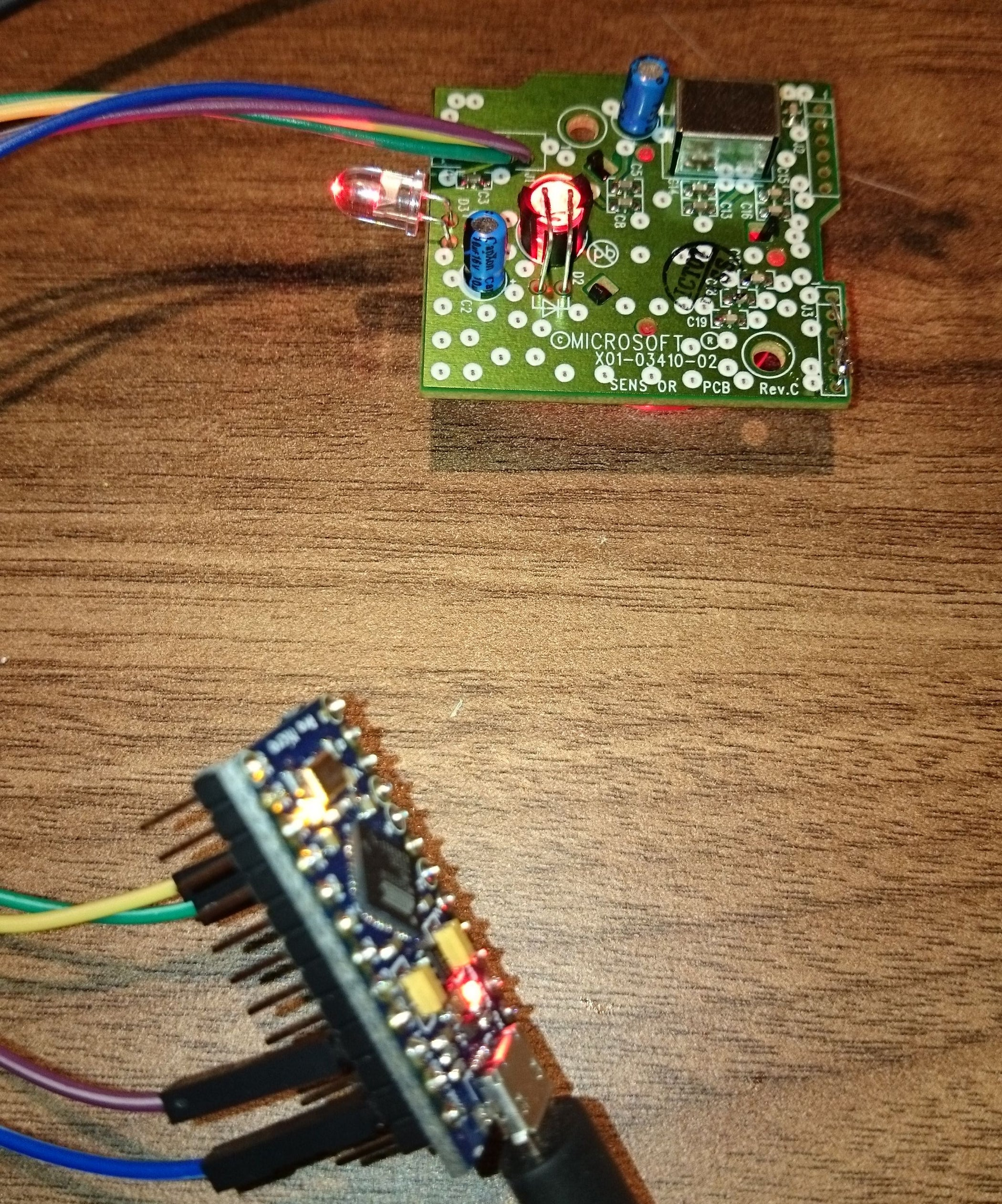Optical Mouse Odometer For Arduino Robot 4 Steps With Pictures Interface Circuit And Method Sensor System