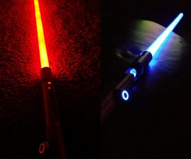 Simple Lightsaber