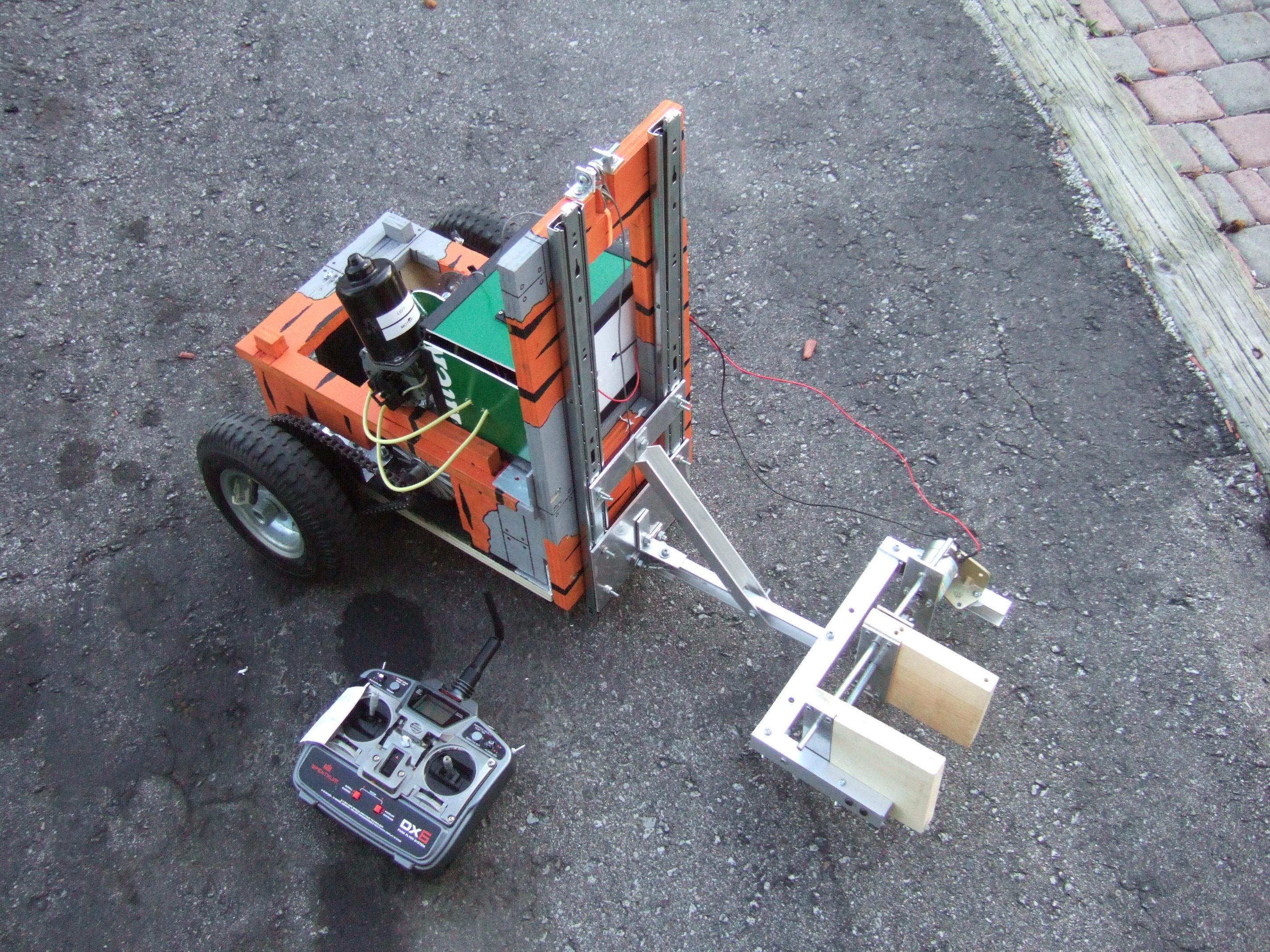Picture of Tiger Forklift