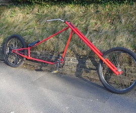 Budget Chopper Bicycle